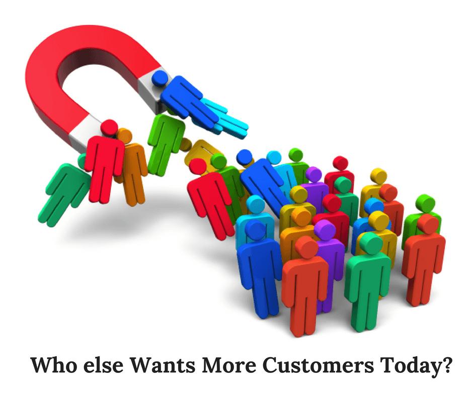 get more customers in belfast